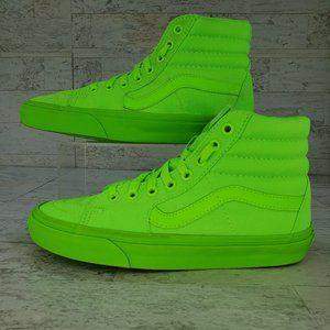 Vans Sk8-Hi 'Neon Green'